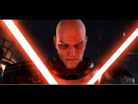 Star Wars: The Old Republic – Intro Cinematic