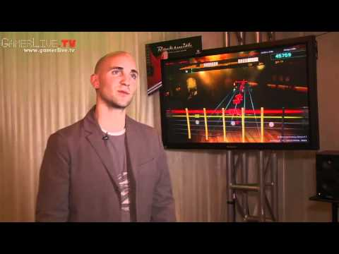 E3 2011 New Rocksmith Game Uses Real Guitar as Controller, Check Out Demo