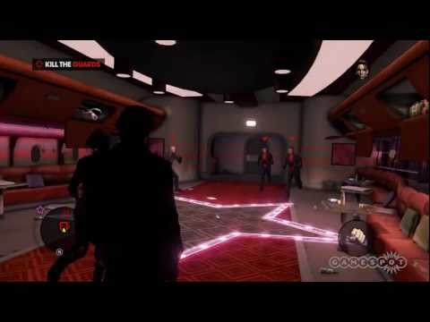Saints Row: The Third New Gameplay (Comic-Con)