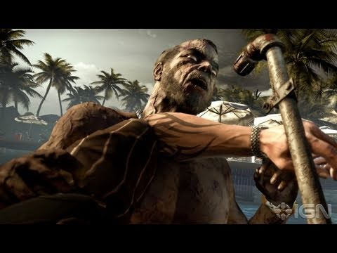 Dead Island – 4 Player Coop – New Zombie Game!!!