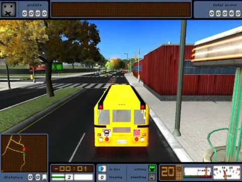 Bus Driver PC Game Review by GameDemo.com