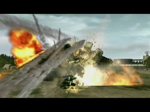 Transformers 2: The Game &#8211; Revenge Of The Fallen &#8211; XBOX360 &amp; PS3