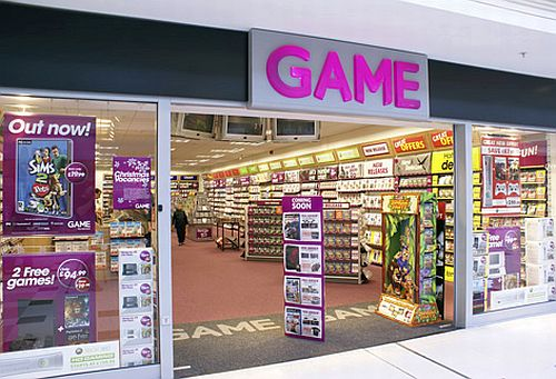 Game Over for Game Stores