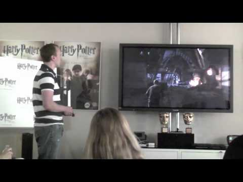 Behind the Scenes at EA: Harry Potter and the Deathly Hallows Part 2