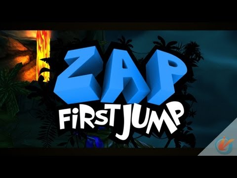 ZAP First Jump – iPhone Gameplay Preview