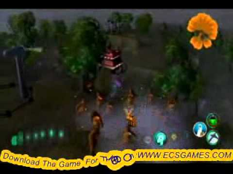 Monsteca Corral_ Monsters vs. Robots WII Gameplay Download For Free