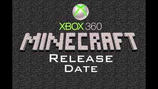 Minecraft For Xbox 360 Release Date Information!!