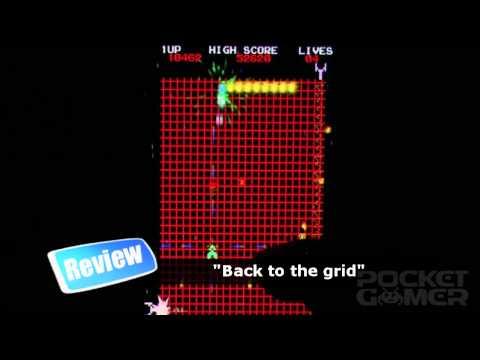 Gridrunner iPhone Game Review – PocketGamer.co.uk