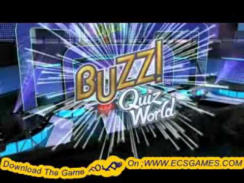 BUZZ_ Quiz World PS3 Gameplay Play for Free
