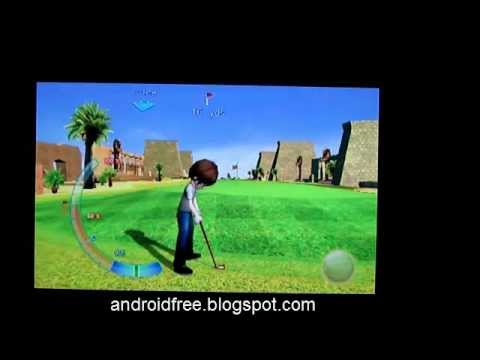 Lets Golf 3 Android Game Preview