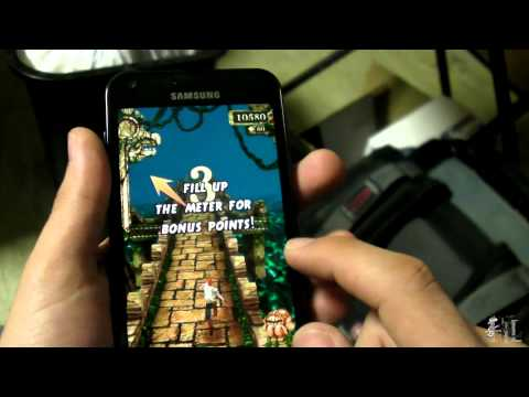 Temple Run on Android Gameplay Preview [1080p]