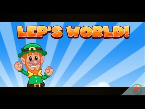 Lep's World Plus (1.6) – iPhone Gameplay Preview