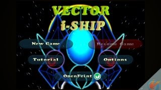 Vector i Ship – iPhone Gameplay Preview