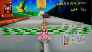 Mario Kart Wii Tournaments: Block Plaza Time Trial