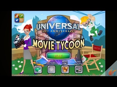 Universal Movie Tycoon – iPhone Gameplay Preview