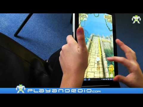 Temple Run Android Game Review by Playandroid.com