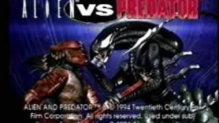IE Console Game Review: Alien Vs. Predator (1994) (Jaguar)