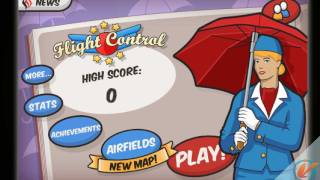 Flight Control – iPhone Game Preview