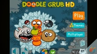 Doodle Grub HD-iPhone game-play preview