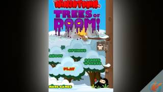 Ninjatown Trees Of Doom! – iPhone Game Preview