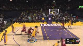 LA Lakers vs Miami Heat NBA 2k11 Xbox Live 10k Tournament