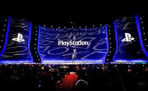 E3 Video Game Showcases from Sony