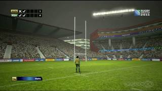 GameSpot Reviews &#8211; Rugby World Cup 2011 (PS3, Xbox 360)