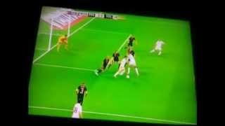 England vs Holland Goals 2-3 (29/02/2012) [HD]