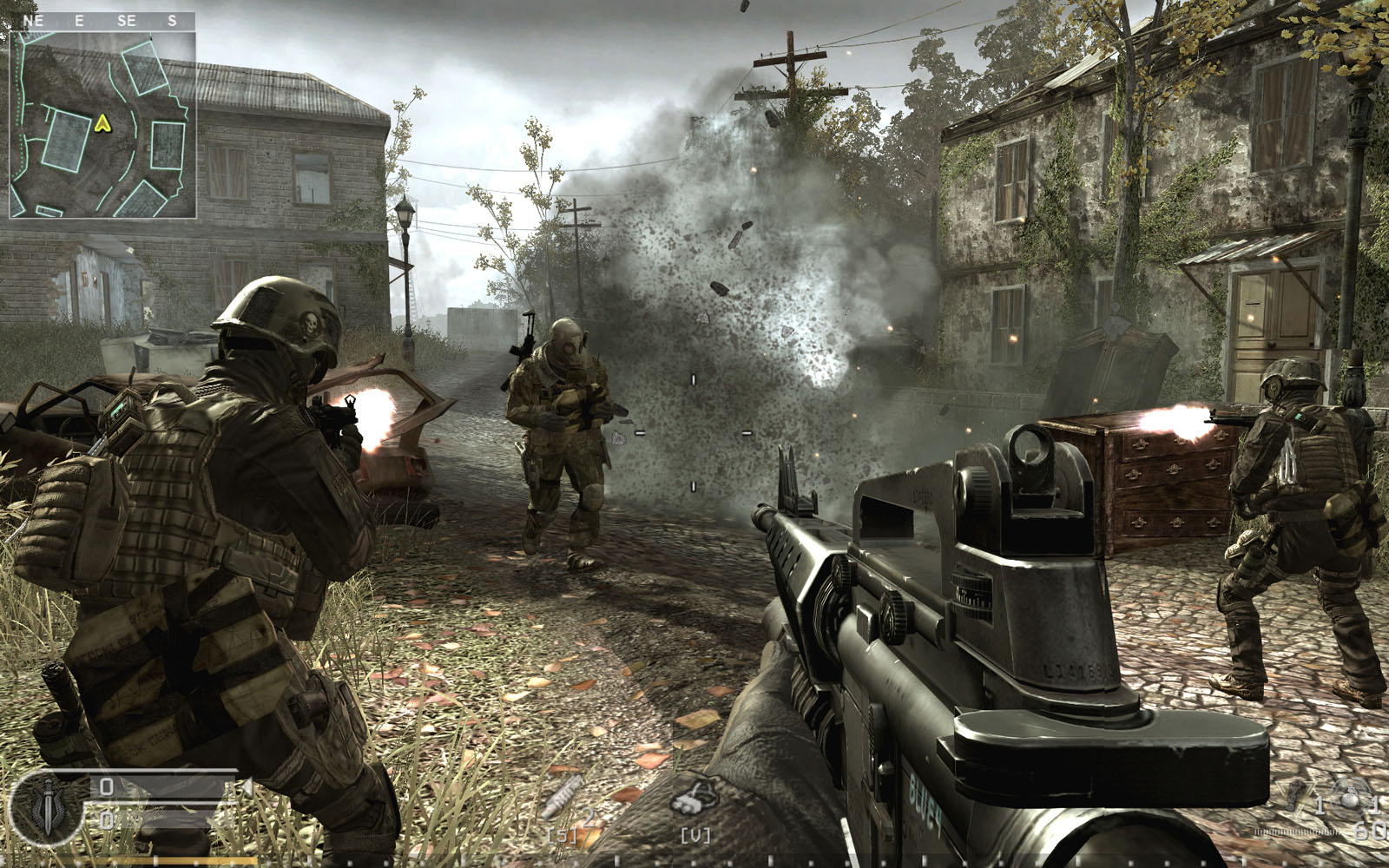 Are You an Assault or a Tactical Player of Shooters Game?