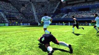 Rugby World Cup 2011 Official HD video game trailer &#8211; PS3 X360
