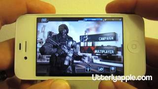 Best iPhone Games November/December 2011