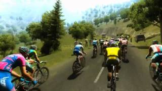 Tour de France: The Official Game &#8211; Trailer (PS3, Xbox 360)