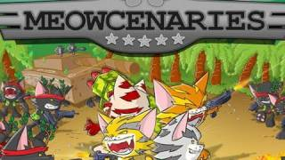 CGRundertow MEOWCENARIES for iPhone Video Game Review