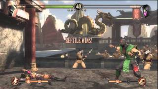 FV Mortal Kombat tournament Utrecht ::: Ipanama vs Sasuga ::: Loser bracket semi finals