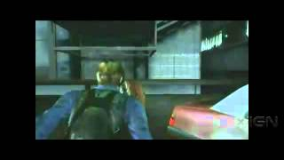 Resident Evil 6 – Gameplay Live Demo – E3 2012