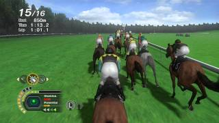 Champion Jockey: G1 Jockey & Gallop Racer official E3 HD trailer – PS3 X360 Wii