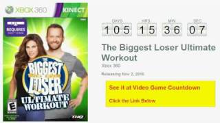 The Biggest Loser Ultimate Workout Xbox 360 Countdown