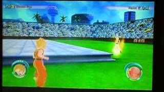 Dragon Ball Raging Blast Xbox Live World Tournament
