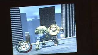 The Incredible Hulk Xbox 360 Review