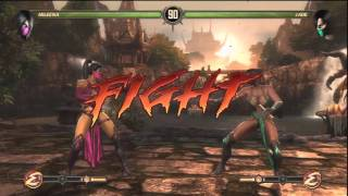 FV Mortal Kombat tournament Utrecht ::: Sasuga vs Davidovitch ::: Losers bracket quarter finals
