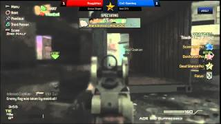 EGL7 : Call of Duty MW3 (PS3) : RoughNex vs CsC Gaming : Map 3