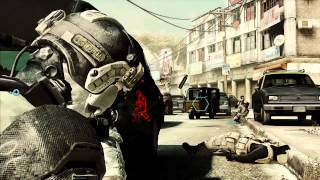 Ghost Recon: Future Soldier – Tech Trailer