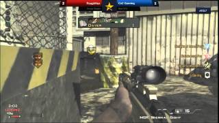 EGL7 : Call of Duty MW3 (PS3) : RoughNex vs CsC Gaming : Map 4