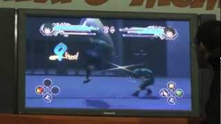 London MCM Expo 2012 &#8211; Naruto UNSG PS3 Tournament Final