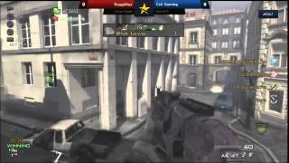 EGL7 : Call of Duty MW3 (PS3) : RoughNex vs CsC Gaming : Map 1