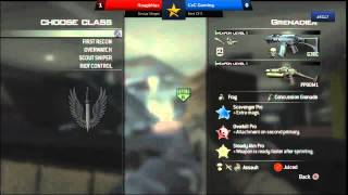 EGL7 : Call of Duty MW3 (PS3) : RoughNex vs CsC Gaming : Map 2