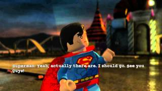 Lego Batman 2: DC Super Heroes &#8211; Walkthrough / Gameplay &#8211; Part 4