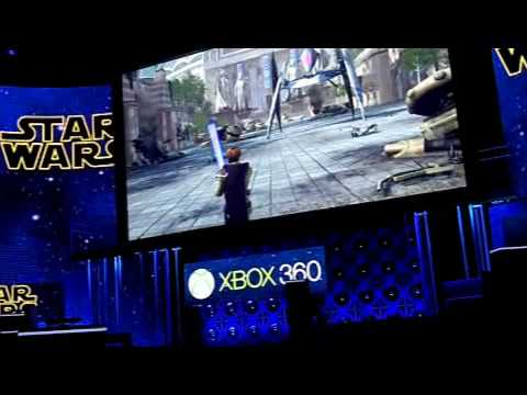 E3: Live from Microsoft's Kinect and New Xbox 360 Unveiling