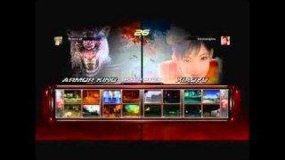 Tekken 6 Xbox LIVE Tournament: Rewind uK (AK) vs. Xiaonanigans (Xiaoyu)