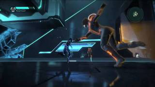 TRON Evolution &#8211; DS | iPhone | PC | PS3 | PSP | Wii | Xbox 360 &#8211; PAX 2010 video game trailer HD